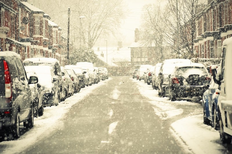 business financing that protects against winter weather