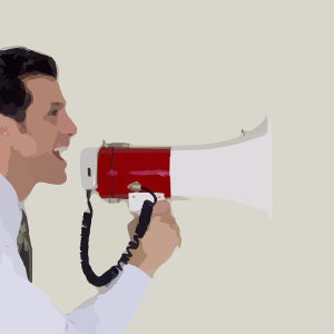 speak up to your referral partners