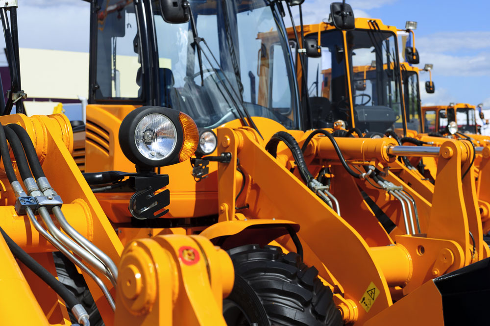 heavy equipment financing 101