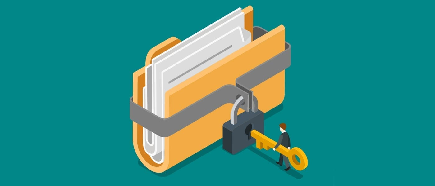 files containing secured business loans
