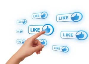 social media affecting business loan approval from banks
