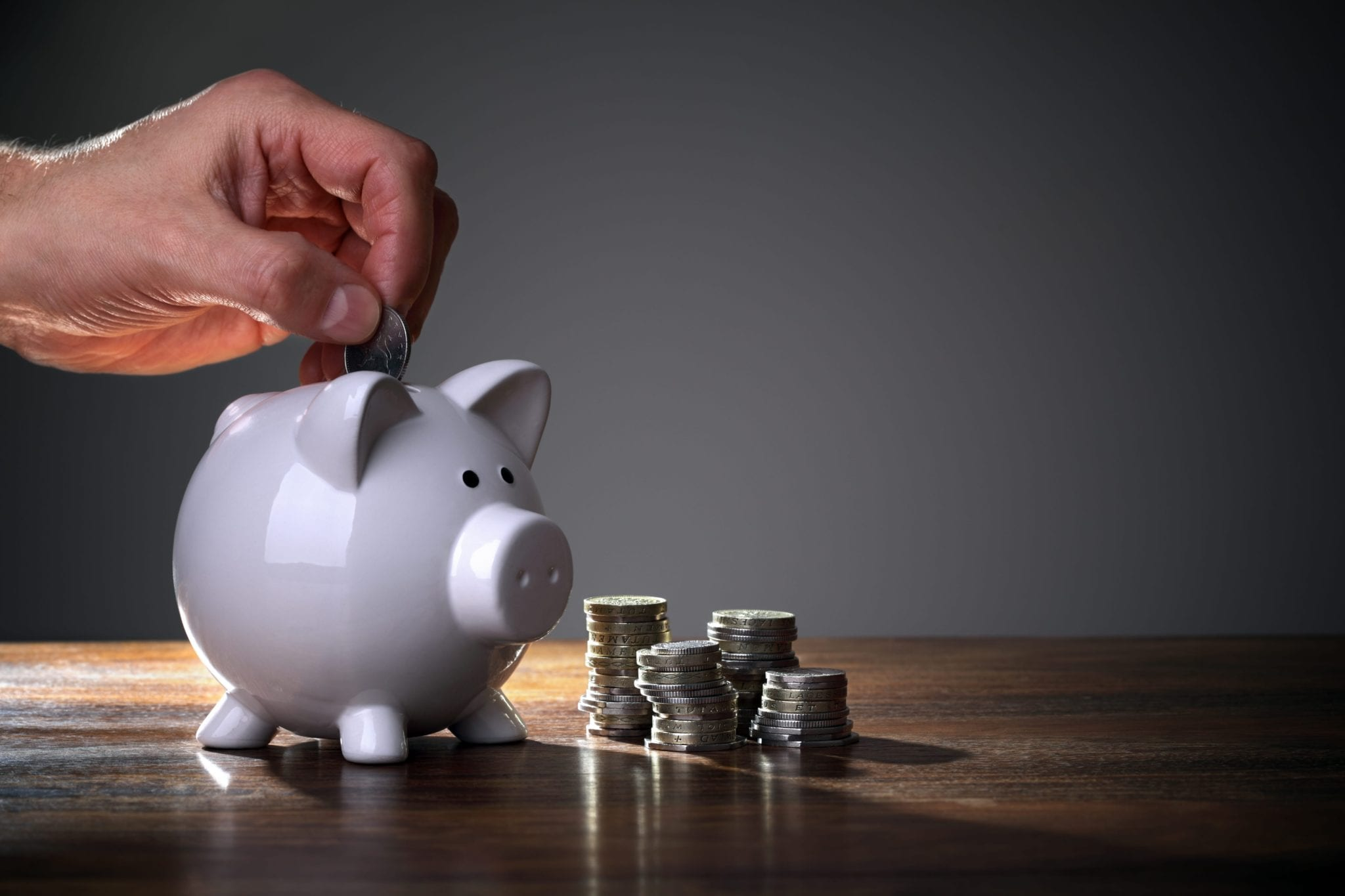 why you should never use personal savings for business costs