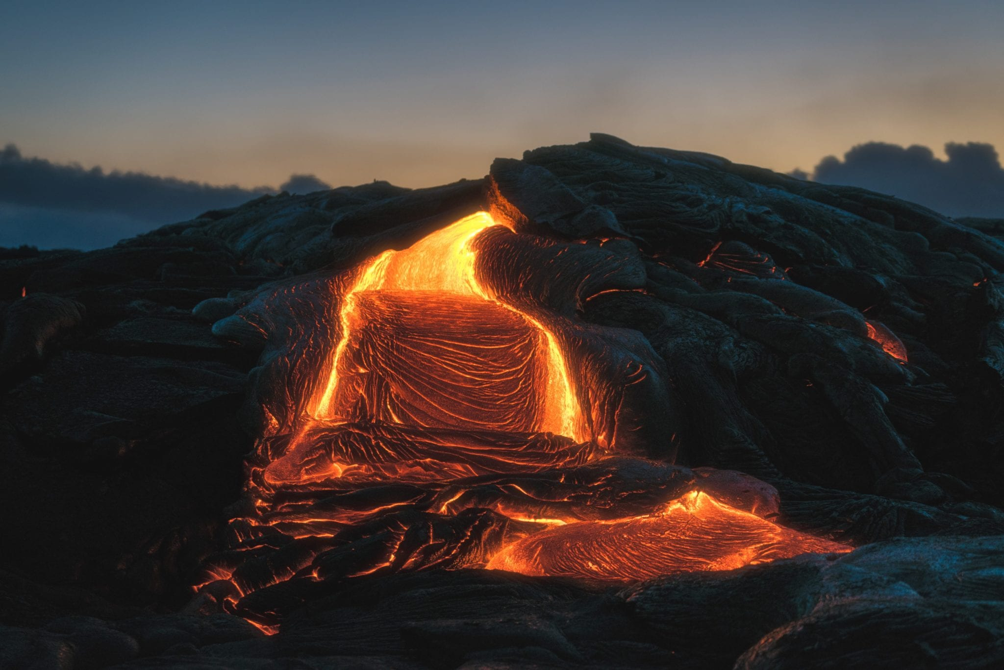 kilauea volcano business funding relief