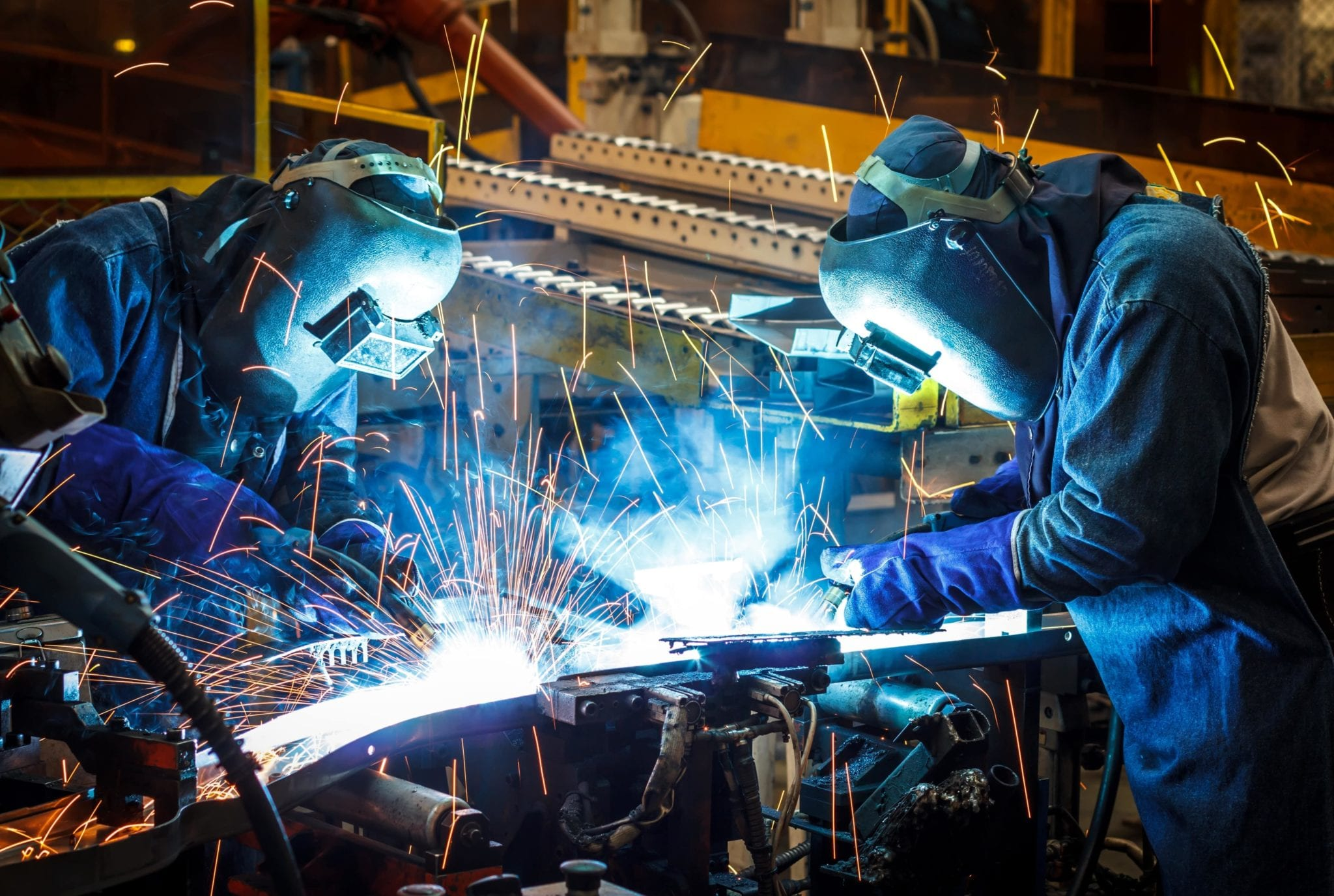 replace manufacturing equipment is easier faster and less expensive