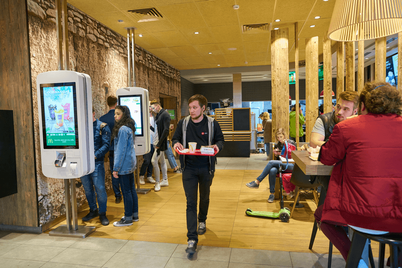 new foodservice technology in 2019