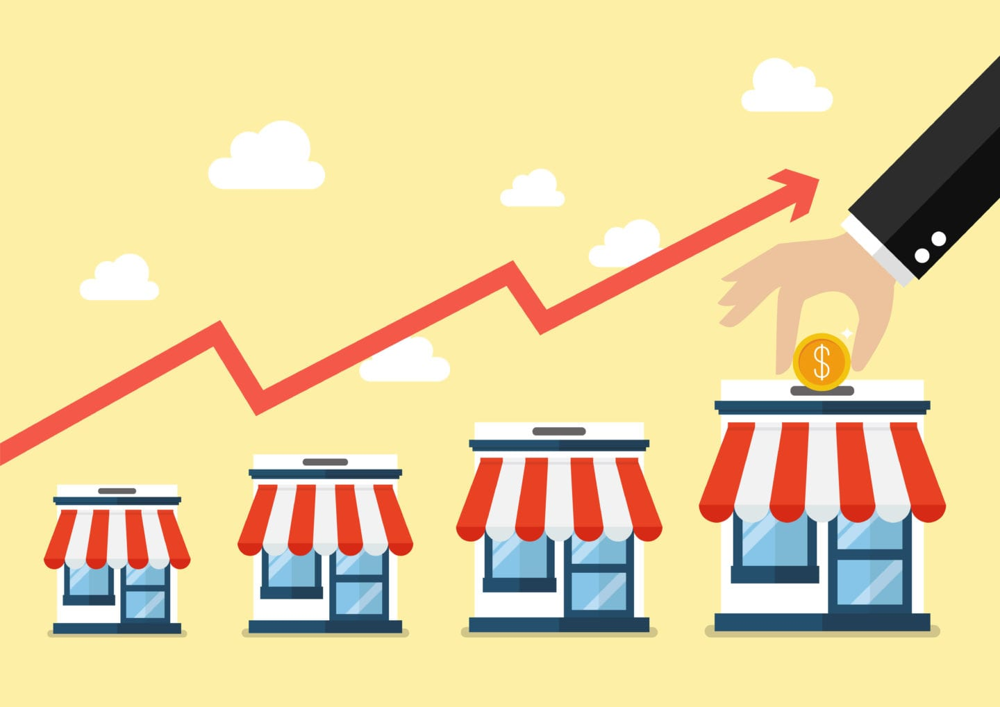when is the best time to open your next franchise location