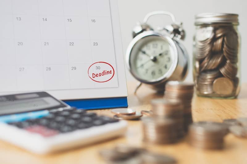 business loan payment schedule