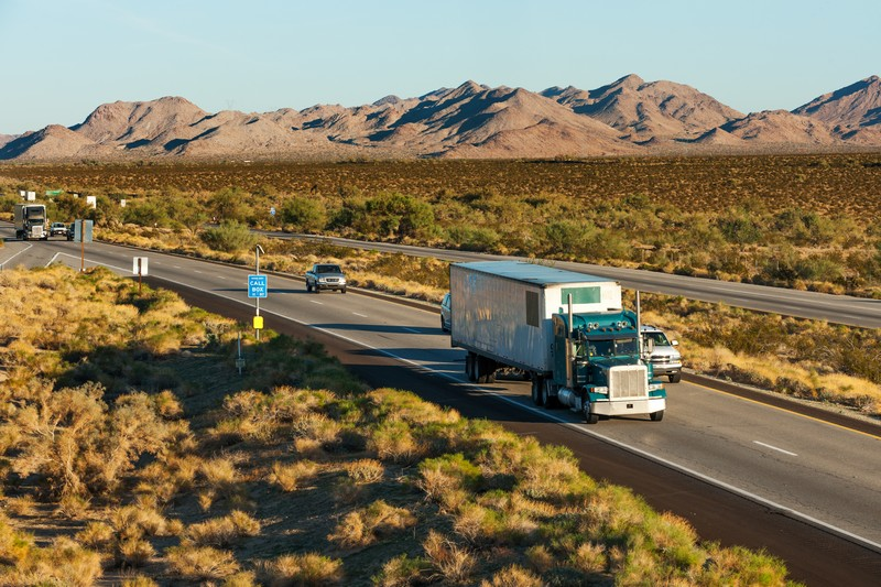 california gig law trucking